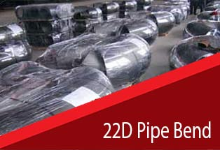 22D Bend Pipe