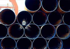 API 5l x42 gr.b seamless carbon steel line casing pipes