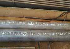 ASTM A335 P22 Seamless boiler steel pipe