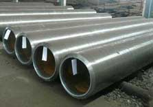 ASTM A355 Grade p22 chrome moly Seamless pipe