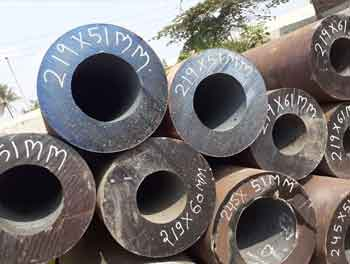 Heavy Wall Carbon Steel Seamless Pipe