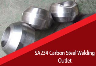 SA 234 Carbon Steel Welding Outlet